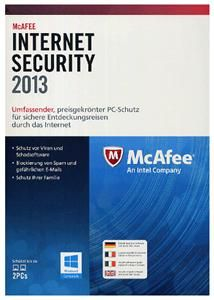 McAfee Internet Security 2013 , (Art.-Nr. 90492878) - Bild #1