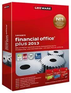 Lexware financial office plus 2013 Update (Art.-Nr. 90493025) - Bild #1