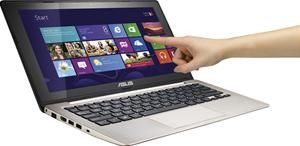 ASUS VivoBook S200E-CT179H W8 schwarz (Article no. 90493212) - Picture #4