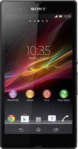 Sony Xperia Z Android 16GB schwarz (Art.-Nr. 90494455) - Bild #1