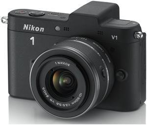 Nikon 1 V1 Kit VR 10-30 Kit schwarz EU (Art.-Nr. 90495939) - Bild #2