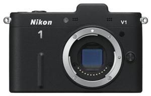 Nikon 1 V1 Kit VR 10-30 Kit schwarz EU (Art.-Nr. 90495939) - Bild #4