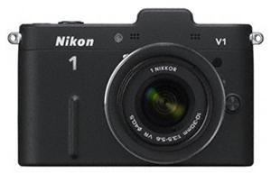 Nikon 1 V1 Kit VR 10-30 Kit schwarz EU (Art.-Nr. 90495939) - Bild #3