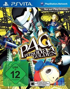 Persona 4 Golden (Art.-Nr. 90496456) - Bild #1
