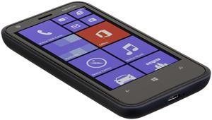 Nokia Lumia 620 WP8 8GB schwarz (Art.-Nr. 90496636) - Bild #2