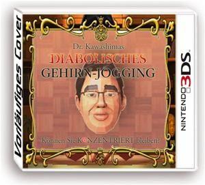 Dr. Kawashimas diabolisches Gehirn Jogging (3DS) DE-Version (Art.-Nr. 90498947) - Bild #1