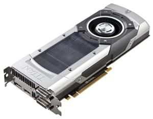 ASUS GTX TITAN-6GD5 6.0 GB Enthusiast Grafikkarte