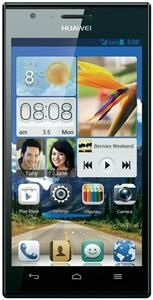 Huawei Ascend P2 Android schwarz