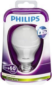 Philips LED Lampe 11W (60W) E27 WW (Article no. 90501917) - Picture #5