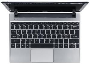 Acer Aspire One 756 W8 silber (Art.-Nr. 90503327) - Bild #5