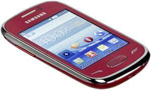 Samsung Rex70 S3800 rot (Article no. 90508637) - Picture #1