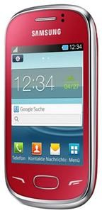 Samsung Rex70 S3800 rot (Article no. 90508637) - Picture #4