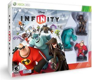 Disney Infinity: Starter-Set X360 (Art.-Nr. 90497727) - Bild #1