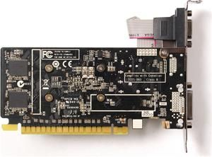 ZOTAC GeForce GT640 2GB DDR5 (Article no. 90513528) - Picture #4