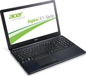 Đánh giá thiết kế của Acer Aspire E1 - 572