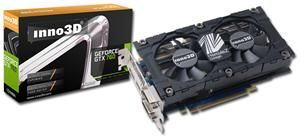 Inno3D GeForce GTX760 HerculeZ 2000s 2.0 GB OC High End Grafikkarte