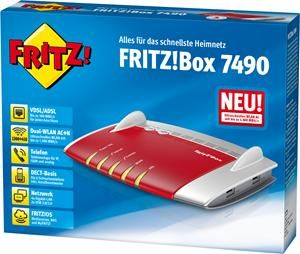 AVM FRITZ!Box 7490 (Article no. 90522072) - Picture #4