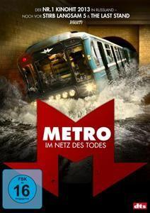 Metro - Im Netz des Todes , (Art.-Nr. 90523727) - Bild #1