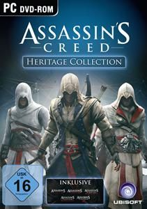 Assassins Creed Heritage Collection (PC) (Article no. 90528681) - Picture #1