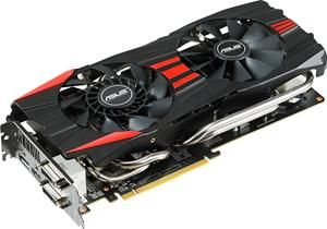 ASUS Graphics Cards R9280 DC2T 3GD5
