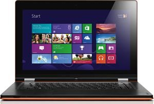 Lenovo IdeaPad Yoga 2 Pro 59386544 W8 orange (Article no. 90532025) - Picture #2