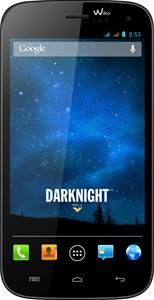 Wiko Darknight 8GB Android schwarz (Art.-Nr. 90536059) - Bild #2