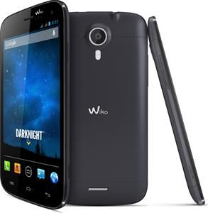 Wiko Darknight 8GB Android schwarz (Art.-Nr. 90536059) - Bild #1