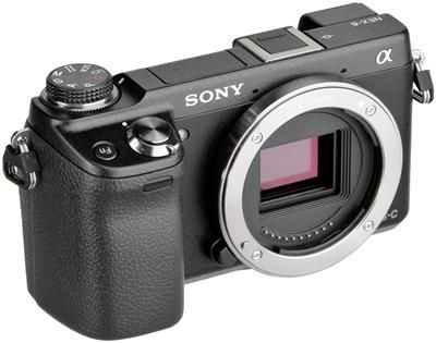 Sony NEX-6 Body (Art.-Nr. 90490579) - Bild #3