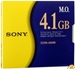 "Sony 5.25"" Optical Disc 4.1GB"