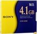 """Sony 5.25"""" Optical Disc 4.1GB"""