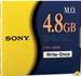 "Sony 5.25"" Optical Disc 4.8GB WORM"
