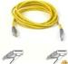 Belkin Cat5e 15m UTP gelb, graue Stecker