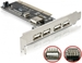 DeLOCK PCI Interface Karte USB2.0