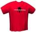 T-Shirt SchoolGirls red Gr. M