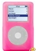 iSkin eVo2 fr 4G iPod 20 GB, Blush iPod-Skin aus halb-transparentem pink-farbenem Silikon mit Grtelclip, Rutschfest, offenes Jog-Dial und offene Ports