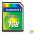 Transcend Multi Media Karte 1GB