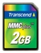 Transcend Multi Media Karte 2GB