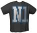 Gamerswear T-Shirt N1 grey Gr. S