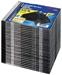 Hama CD-ROM Box Slim Schwarz