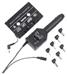 Hama MC-/CD-Adapter-Set für KFZ