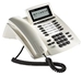 Agfeo ST 21 UP0-Systemtelefon  white