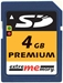 extrememory SD Karte 4GB