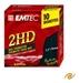 Emtec DSHD 1.44MB DOS 10er Pack schwarz