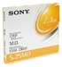 "Sony 5.25"" Optical Disk 2.3GB Rewritable"