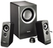 Hama 2.1-Subwoofer-System Q 1000