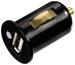 Hama USB-Kfz-Ladegerät Pico schwarz