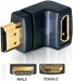 DeLOCK Adapter HDMI Stecker zu HDMI