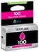 Lexmark Nr.100 Return Tinte Magenta