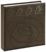 Hama Wild Rose Memoalbum 22x22.5 braun
