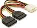 DeLOCK Kabel Power SATA HDD